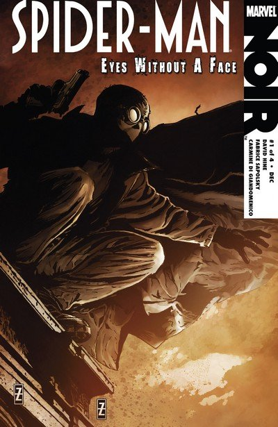 Spider-Man Noir – Eyes Without A Face #1 – 4 (2009-2010)