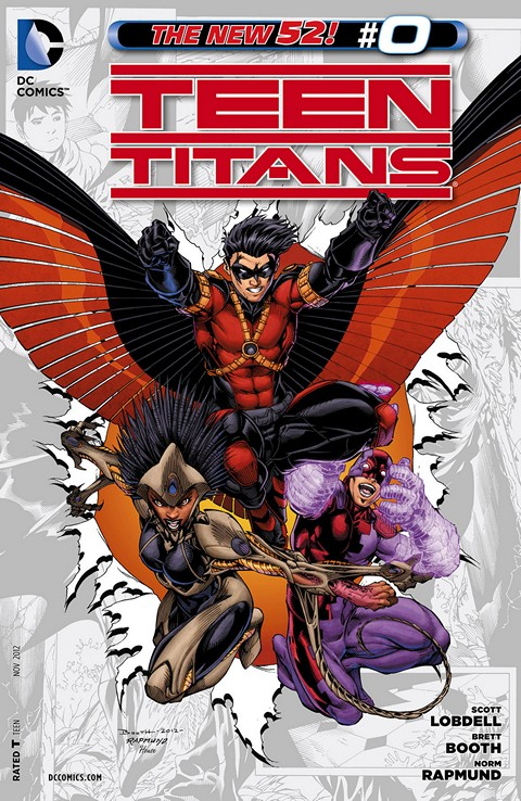 Teen Titans v4 #0 – 30 + Annuals Free Download