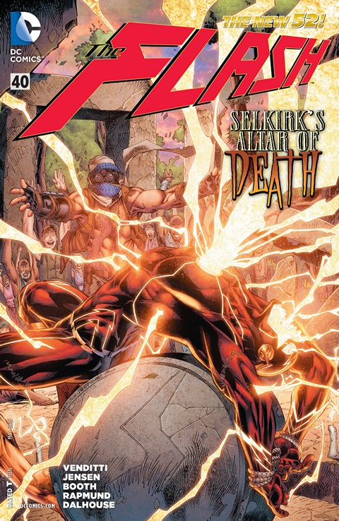 The Flash #40 Free Download