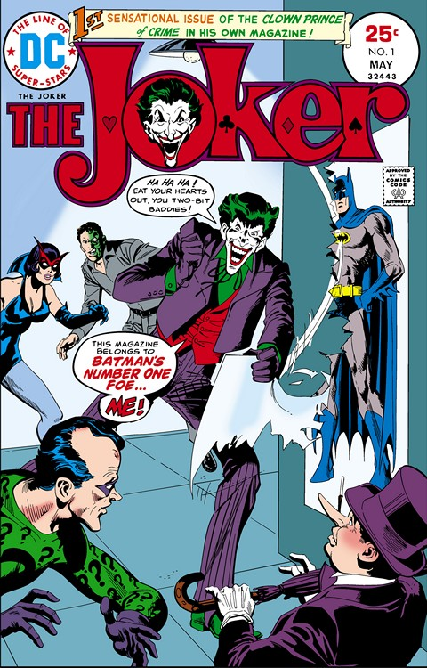 The Joker #1 – 9 Free Download