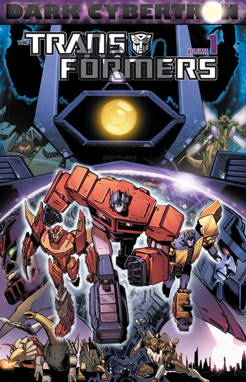The Transformers – Dark Cybertron Vol. 01 & 02 Free Download