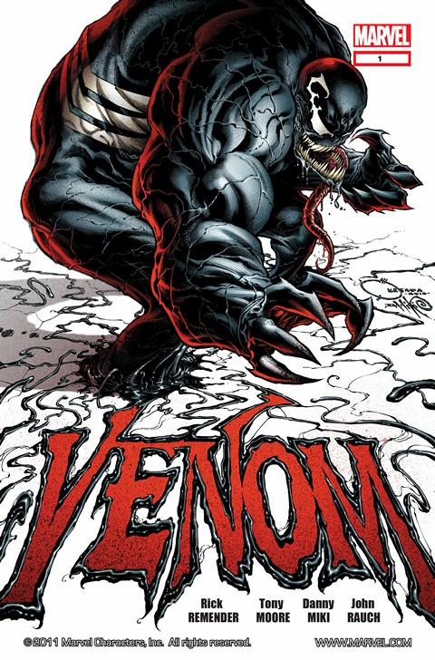 Venom Vol. 2 #1 – 42 + TPBs (2011-2013)