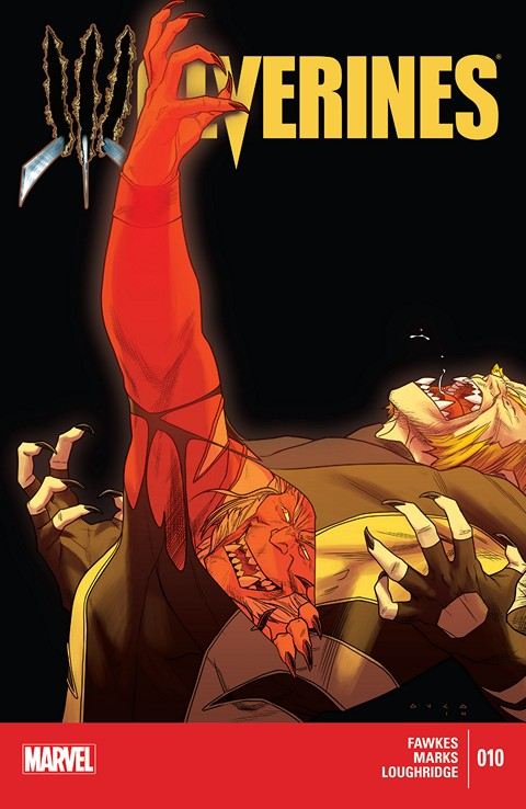 Wolverines #10 Free Download