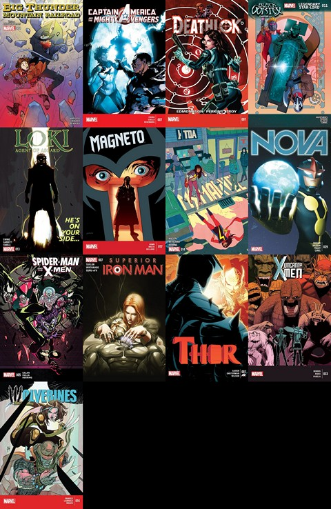 2015.04.15 Marvel NOW+ Free Download