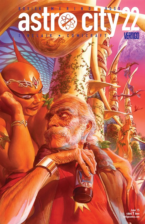 Astro City #22 Free Download