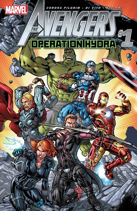 Avengers – Operation Hydra #1