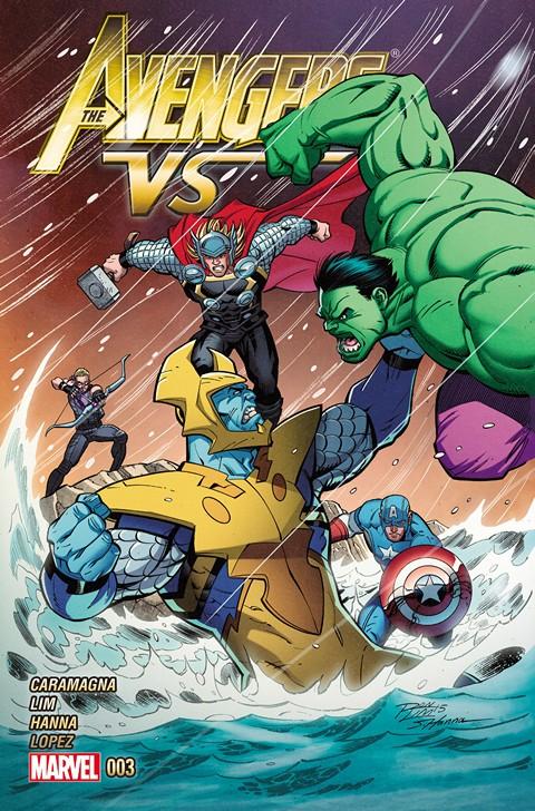 Avengers VS #1 – 3