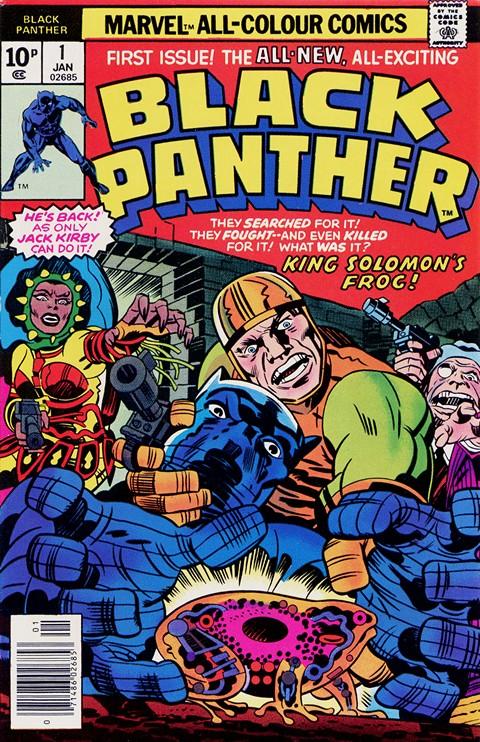 Black Panther Vol 1-5 Free Download