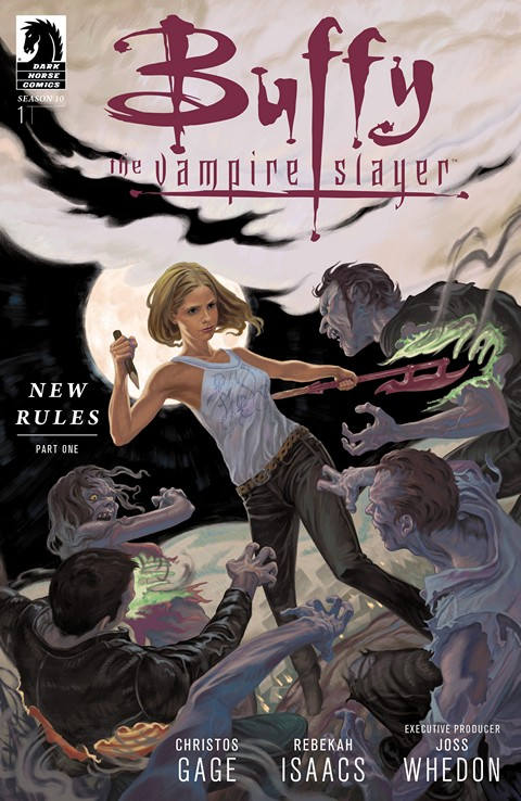 Buffy the Vampire Slayer Season 8 – 10