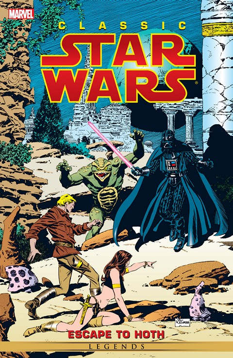 Classic Star Wars Vol. 3 (Marvel Edition) (2015)