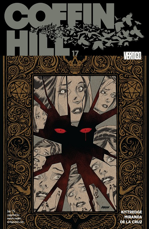 Coffin Hill #17 Free Download