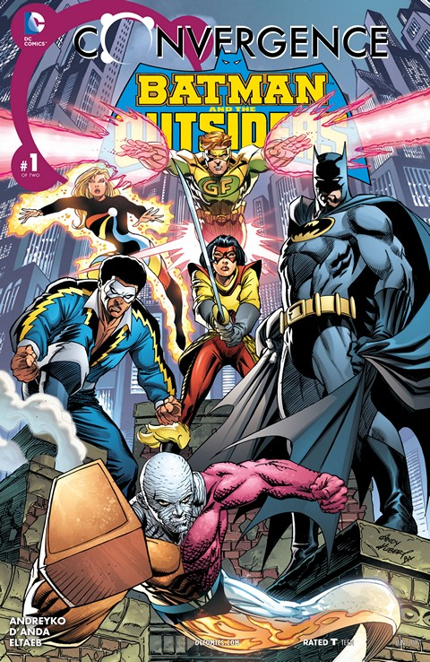 Convergence – Batman and the Outsiders #1