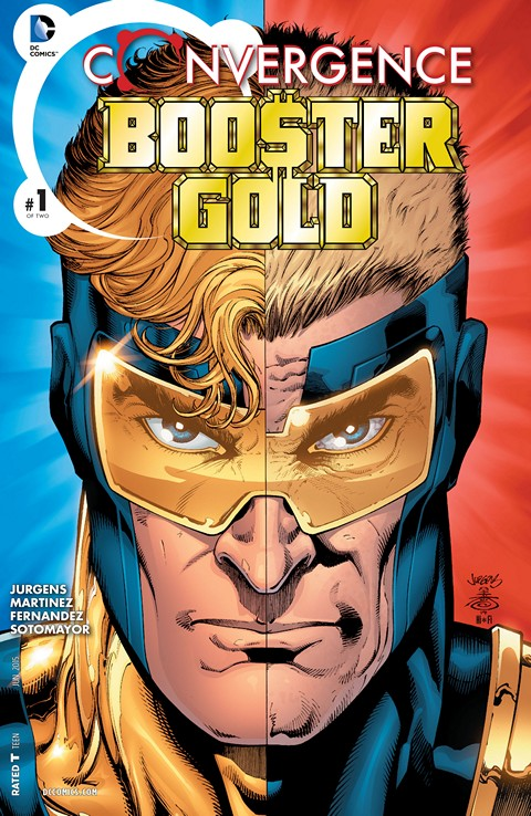 Convergence – Booster Gold #1