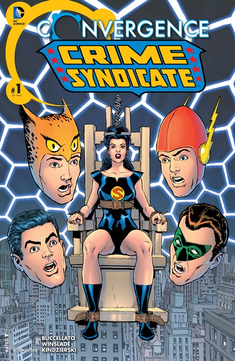 Convergence – Crime Syndicate #1