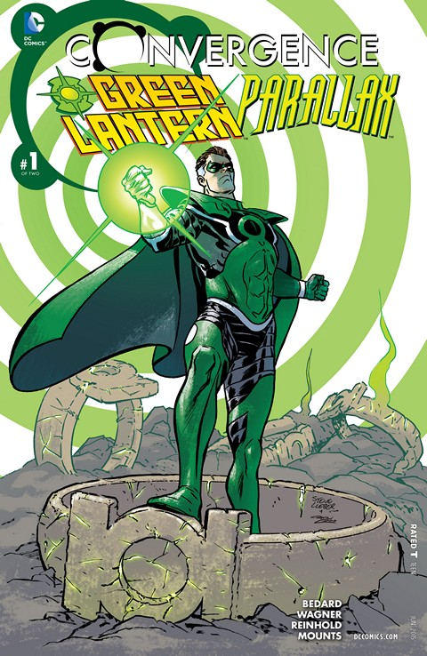 Convergence – Green Lantern – Parallax #1 Free Download