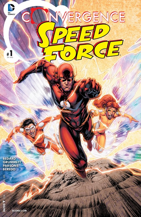Convergence – Speed Force #1 Free Download