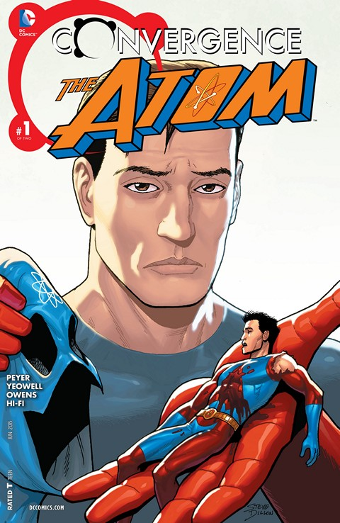 Convergence – The Atom #1 Free Download