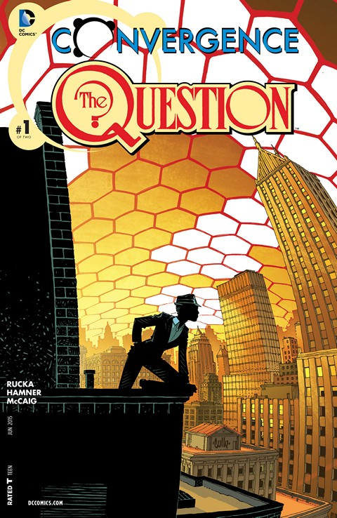 Convergence – The Question #1 Free Download