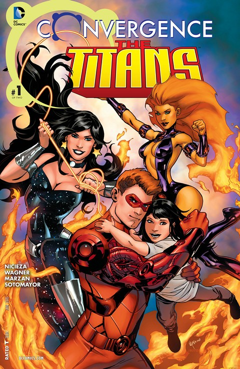 Convergence – The Titans #1 Free Download
