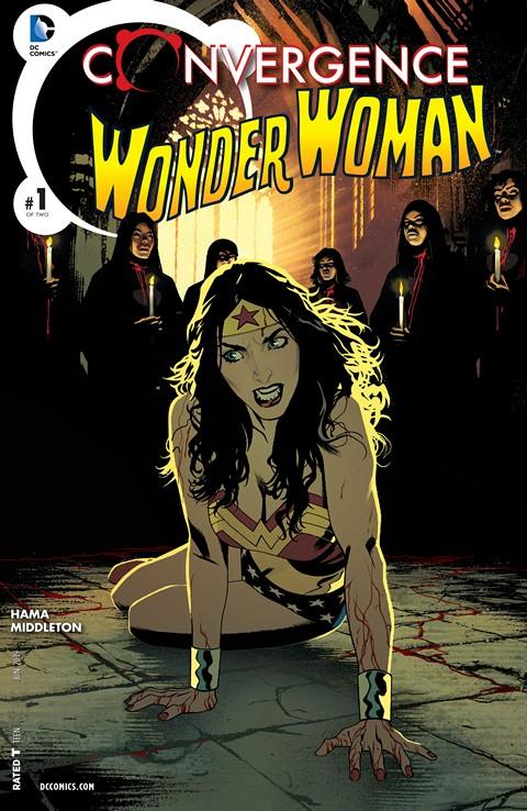 Convergence – Wonder Woman #1