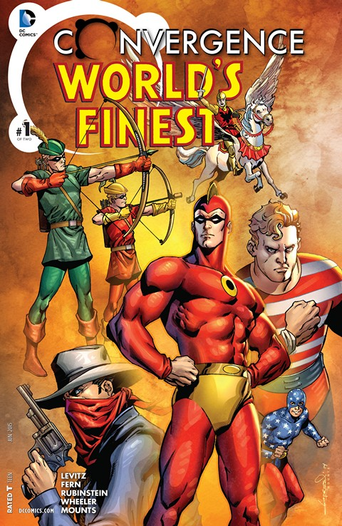 Convergence – World's Finest #1