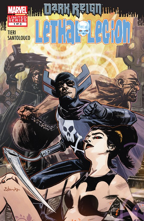 Dark Reign – Lethal Legion #1 – 3 Free Download