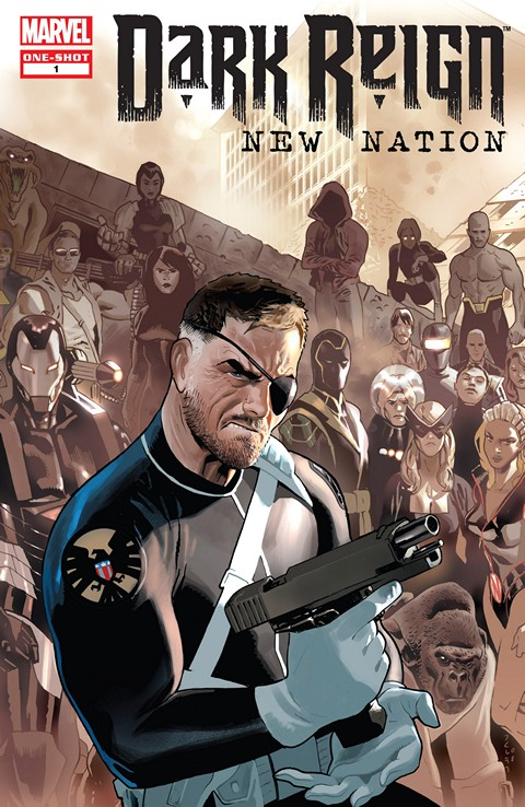Dark Reign – New Nation #1 Free Download