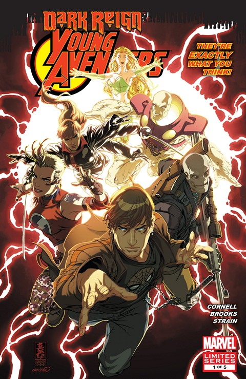 Dark Reign – Young Avengers #1 – 5 Free Download