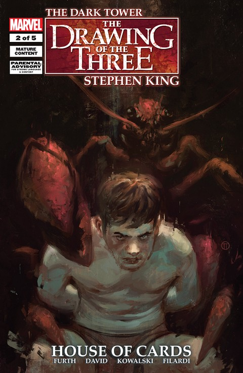 Dark Tower – The Drawing Of The Three – House Of Cards #2 (2015)