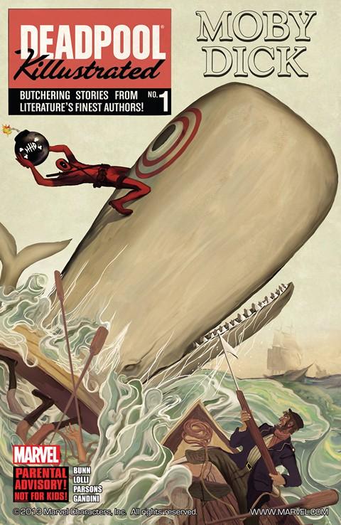 Deadpool Killustrated #1 – 4