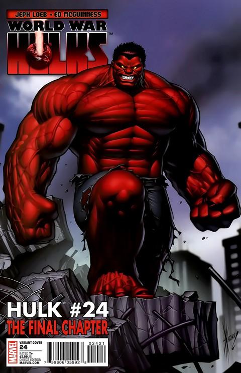 Fall Of The Hulks & World War Hulks (Complete) (2010)