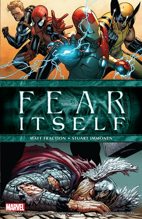 Fear Itself Complete Collection