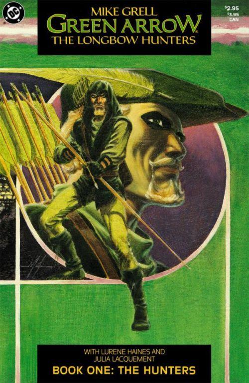 Green Arrow – The Longbow Hunters #1 – 3