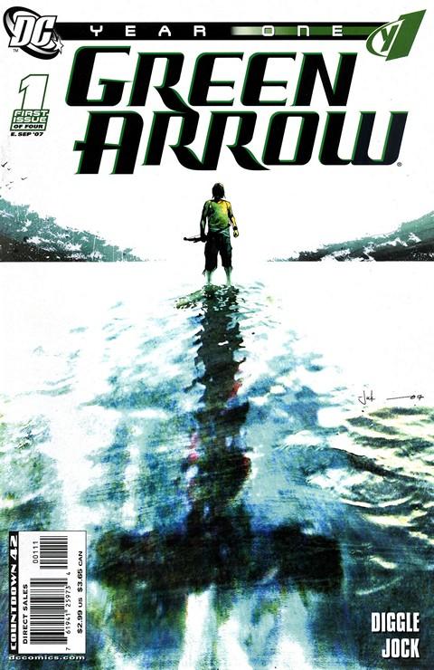 Green Arrow – Year One #1 – 6 (2007)