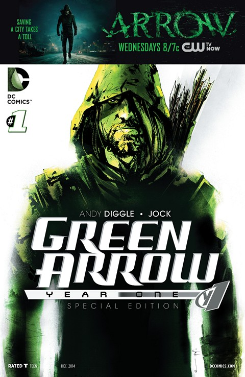 Green Arrow – Year One – Special Edition #1 (2014)