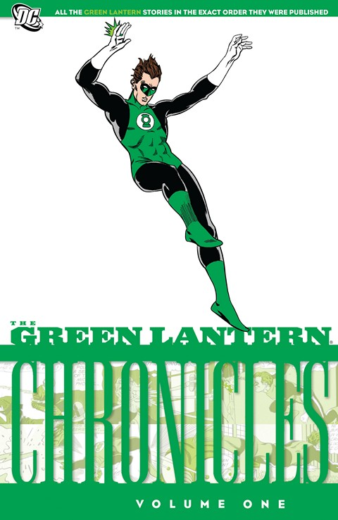 Green Lantern Chronicles v1 – v4 Free Download