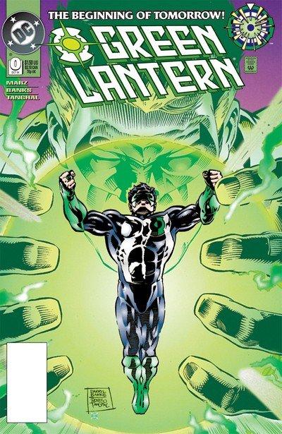 Green Lantern Vol. 3 #0 – 181 + Extras (1990-2004)