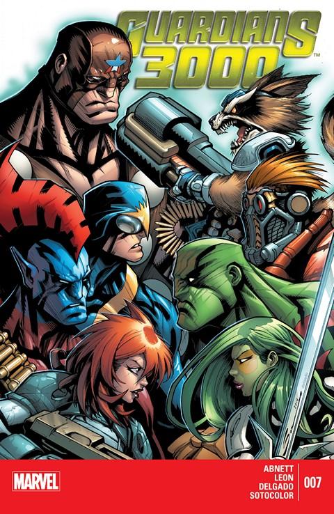 Guardians 3000 #7 Free Download