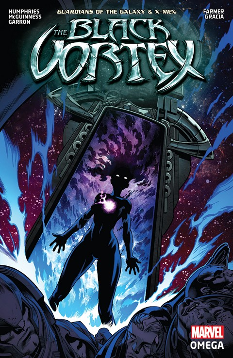 Guardians of the Galaxy & The X-Men – Black Vortex Omega #1