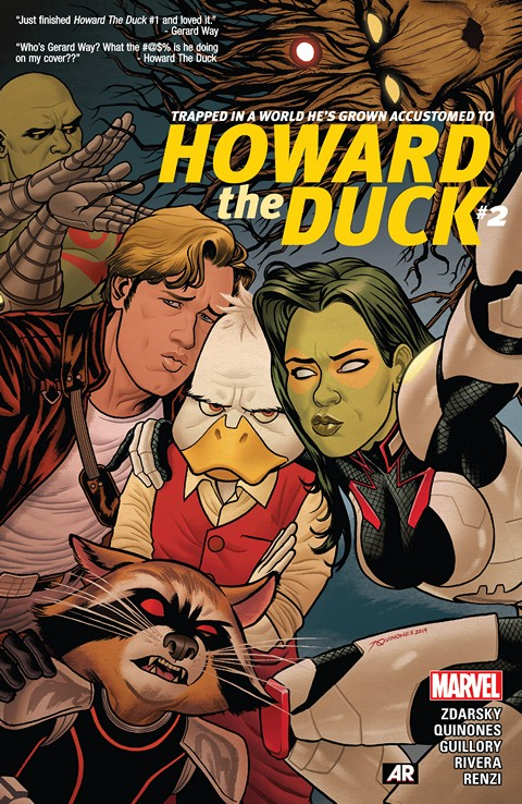 Howard The Duck #2 Free Download