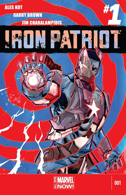 Iron Patriot #1 – 5