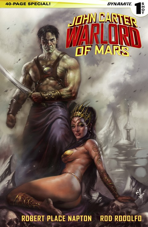 John Carter Warlord Of Mars 2015 Special