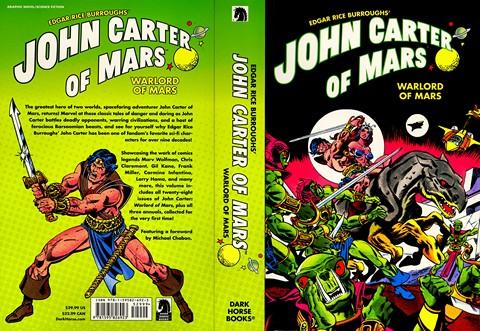 John Carter – Warlord Of Mars TPB