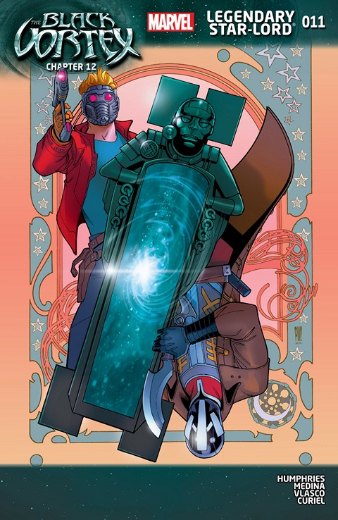 Legendary Star-Lord #11 Free Download