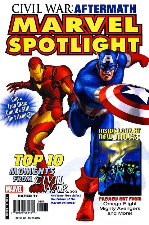 Marvel Civil War Complete (2006-2007)