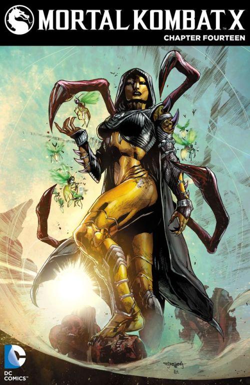 Mortal Kombat X #14 Free Download
