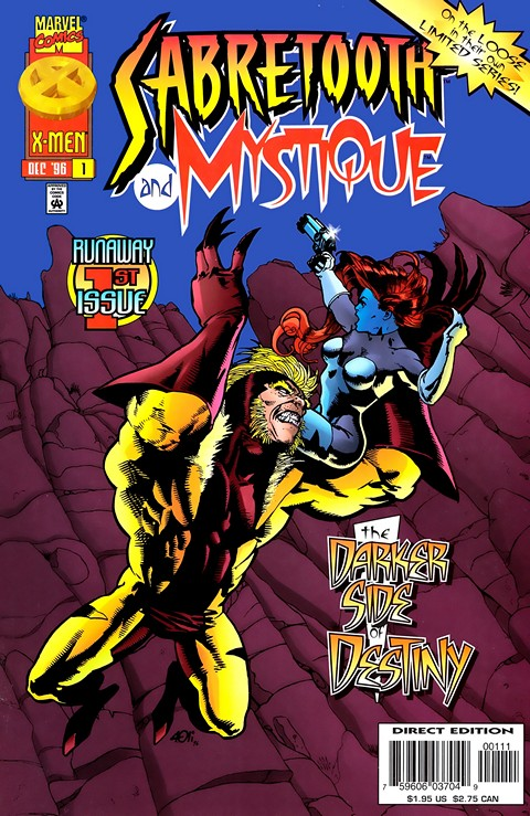 Mystique & Sabretooth #1 – 4 Free Download
