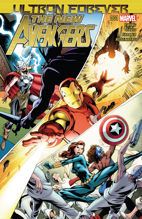 New Avengers – Ultron Forever #1