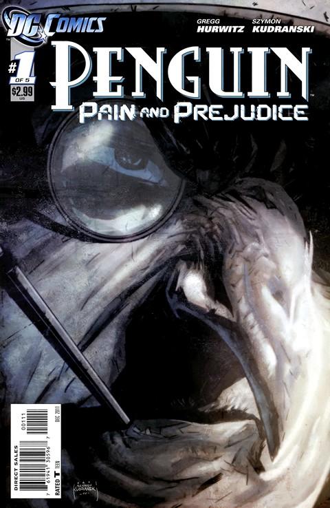 Penguin – Pain and Prejudice #1 – 5 (2011)