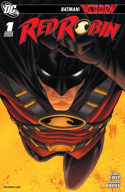 Red Robin #1 – 26 (2009-2011)
